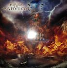 Fires of Babylon - s/t MELODIC METAL Rob Rock Impellitteri Angelica Driver Masi