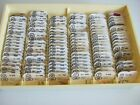105 NEW SEALED PACKS EBAUCHES SWISS MADE WATCH PARTS Tavannes AS FHF ETA