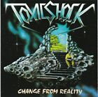 Toxic Shock – Change From Reality RARE NEW CD! FREE SHIPPING!