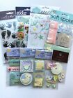 Baby Boy Girl Scrapbook Stickers Lot Soft Spoken Sticko Papyrus Swapp CLEARANCE