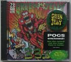 GREEN JELLY (JELLO) - 333 CD - New Sealed with Pogs