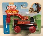 Thomas & Friends Wooden Wood Railway Harvey Engine, New