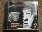 RON GOODWIN CONDUCTS THE ODENSE CD SOUNDTRACK - RARE! FORCE 10, MISS MARPLE