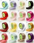 Great Value by the Roll May Arts 100 Pure Silk 32mm Ribbon on a 30m Roll