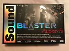 Creative Sound Blaster Audigy FX New in Box