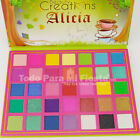 Beauty Creations Alicia Eyeshadow Palette Shades Highly Pigmented Color Shimme