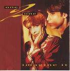 One 2 One ‎– Imagine It  JAPAN CD