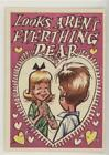 1959 Topps Funny Valentines Trading Cards 17