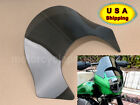 Smoked Lip Windshield Windscreen for Harley Fairing Screen Sportster XL Dyna USA