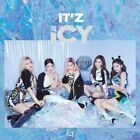US SHIPPING ITZY [It'z Icy] Album CD+Card+PhotoBook+Card