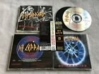 Def Leppard - Adrenalize In The Clubs...In Your Face JAPAN 2CD (PHCR16001-2) OBI