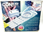 Conair Body Benefits Thermal Spa Bath Mat Model MBTS3 In Box Tested