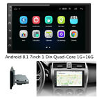 Car Stereo Radio GPS Wifi 3G 4G BT DAB Mirror Link OBD 7Inch Android 81 Mp5 MP3