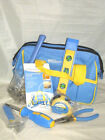 essentials AROUND THE HOUSE TOOL KIT 6 Basic Tools Zip Up Tool Bag NEW W TAGS