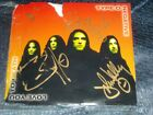 TYPE O NEGATIVE CD-SINGLE SIGNED AUTOGRAPHED PETER STEELE RARE LOVE YOU DEATH