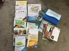 Weight Watchers Points Plus Huge Lot Cookbooks Pamphlets Cards ScaleCounter