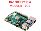 Raspberry PI 4 Model B 2GB QuadCore 64bit Motherboard Computer NEW 2GB VERSION