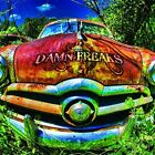 Damn Freaks-Damn Freaks CD NEW