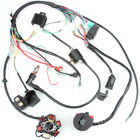 50CC 110CC Wiring Harness CDI 6Coil Pole Ignition Electric For ATV Pit Dirt bike