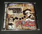 J Stalin - Warning Shots 2 CD INSANELY RARE the jacka philthy rich cellski