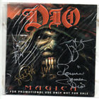 Ronnie James Dio - Magica promo FULLY SIGNED, Rainbow Black Sabbath RARE