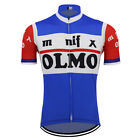 OLMO Retro Cycling Jersey