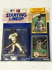 1990 MLB Baseball Starting Lineup Kevin Mitchell - Giants & Mets - Vintage Cards