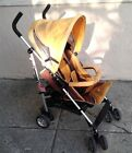 Zooper Twist Stroller with foot warmer and mesh cover