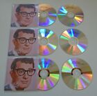BUDDY HOLLY Not Fade Away: Complete Studio Recordings & More UK promo test 5-CD