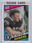 1984 Topps Football Cards 3