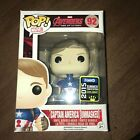 Captain America Unmasked Convention Exclusive 2015 Funko Pop Avengers Ultron