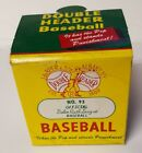 Vintage DeBeer NO. 93 Official Babe Ruth League Doubleheader Baseball in Box