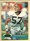 1991 Stadium Club Football Cards 7