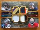 2009 UD Exqusite EIGHT PATCH RC! RAY LEWIS, URLACHER, PEPPERS, CURRY, WARE 08 20