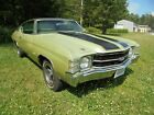 1971 Chevrolet Chevelle # MATCHING SS 350 Z15 2 BUILD SHEETS 1971 CHEVELLE # MATCHING SS 350 Z15 W/ 2 BUILD SHEETS
