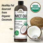 Organic MCT Coconut Oil Windmill USDA, 32 Ounces - FAST SHIPPING