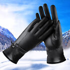 Motorcycle Electric Heated Gloves Rechargeable Battery Warm Gloves Waterproof US