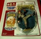 Bob Feller Figurine Card Cooperstown Collection Starting Lineup 1995 Kenner