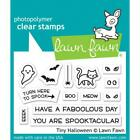 Lawn Fawn Lawn Fawn Clear Stamps LF2020 Tiny Halloween