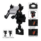 360° Rotation Motorcycle Scooter Phone Mount Bracket QC3.0 Quick Charging Holder
