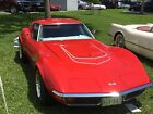 1972 Chevrolet Corvette 1972 LT 1 Corvette Coupe Certified Survivor NCRS Top Flight