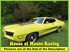 1971 Ford Torino Coyote Swap Hot Rod Magazine Feature Pro Touring '71 Torino GT 5.0 Coyote Swap 6spd Tremec Coil Over Susp AC Louvers Turnkey