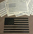 American Flag Sticker Decal Custom Vinyl Die Cut Graphic USA Fits Jeep Window