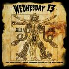 WEDNESDAY13 - MONSTER OF THE UNIVERSE: COME OUT AND PLAGUE   CD NEW+
