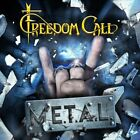 FREEDOM CALL - M.E.T.A.L.(LIMITED EDITION INCL.2 BONUS TRACKS)   CD NEW+