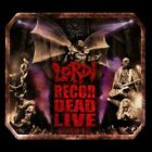LORDI - RECORDEAD LIVE-SEXTOURCISM IN Z7 (BLU-RAY+2CD)  2 CD+BLU-RAY NEW+