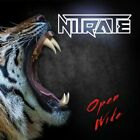 NITRATE - OPEN WIDE   CD NEW+