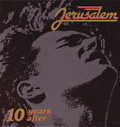 JERUSALEM- 10 YEARS AFTER: VOL 1 & VOL 2 (*Used-CD, 1988, Refuge)Christian Metal
