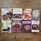 Weight Watchers WW Cookbook Book Lot of 8 Diet Weightloss Points Plus