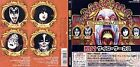 KISS Psycho-Circus JAPAN CD w/OBI+3-D POP UP COVER PHCR-90007 Discoloration